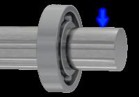 tải trọng vòng bi bạc đạn